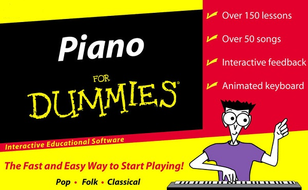 Ebook PDF Piano For Dummies tiếng Anh